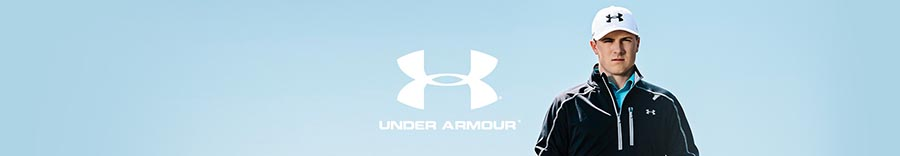 New Men's Under Armour Golf Apparel