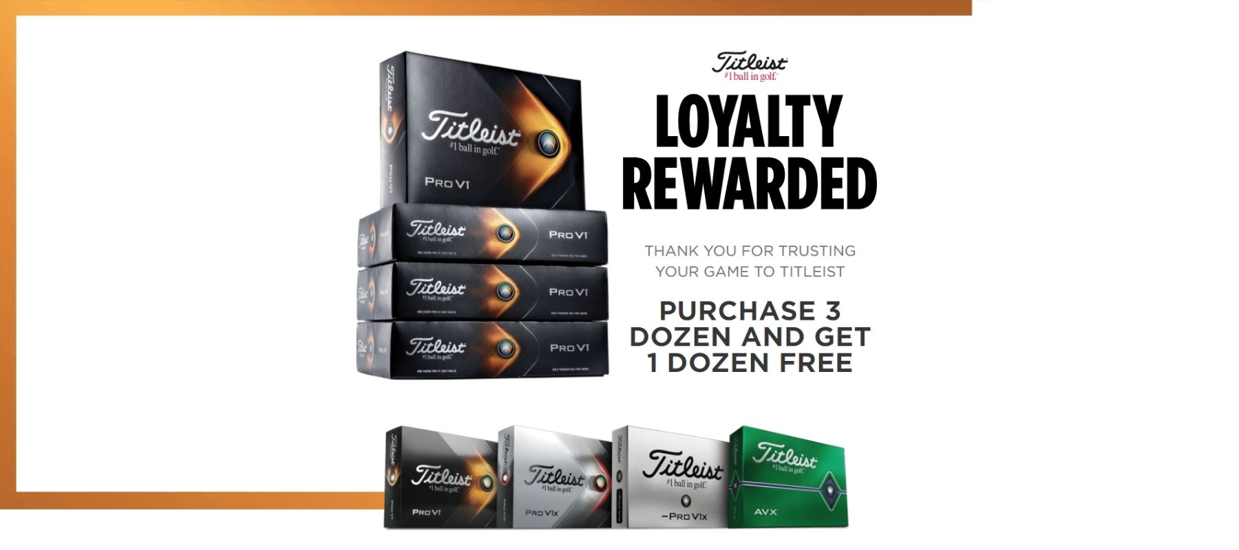 Titleist Personalized Balls