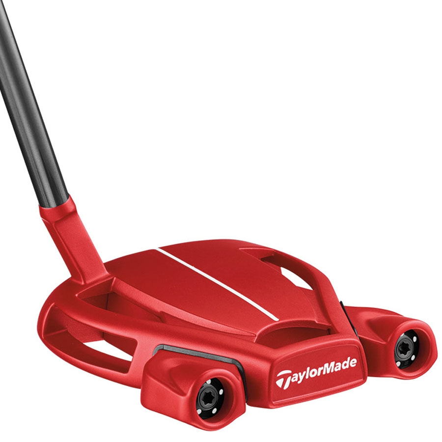 TaylorMade 2018 Spider Tour Red Sightilne Putter - Left