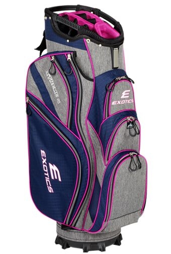 Tour Edge Exotics Extreme 4 Women's Cart Bag