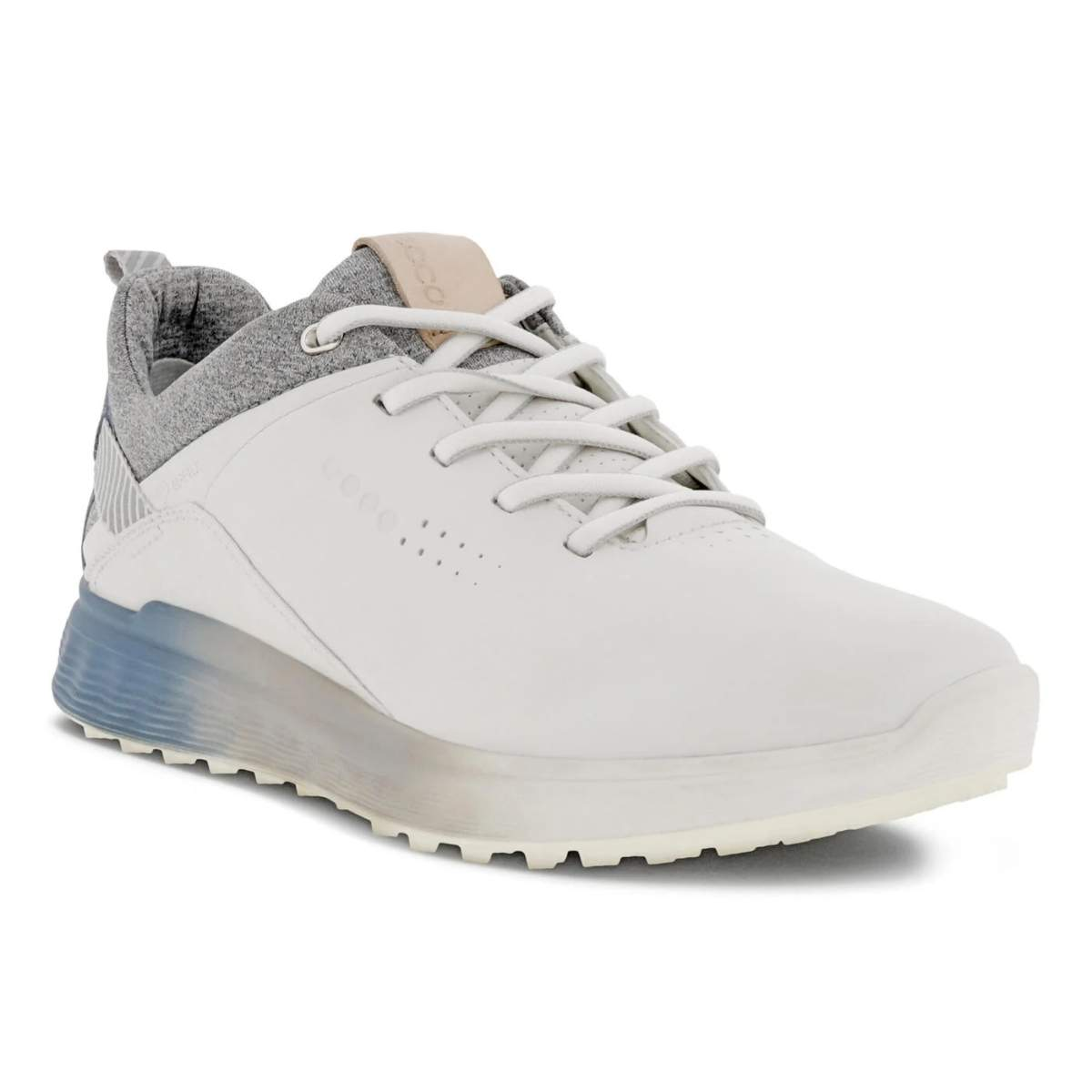 ECCO Women's S-Three Spikeless Golf Shoe