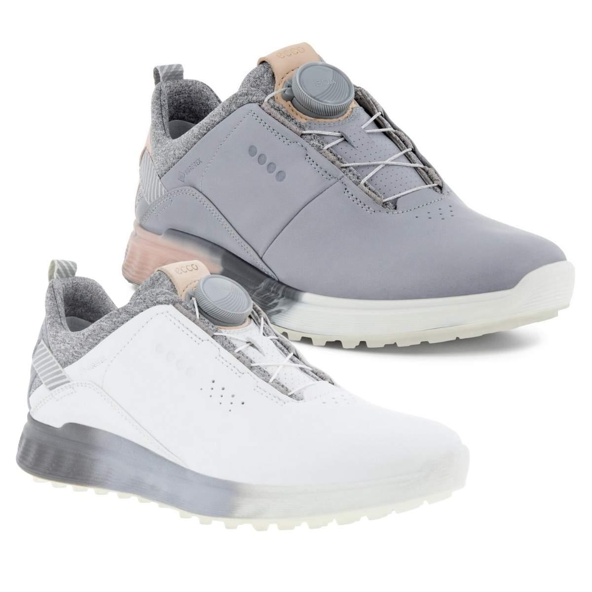 ECCO Women's S-Three BOA Golf Shoe