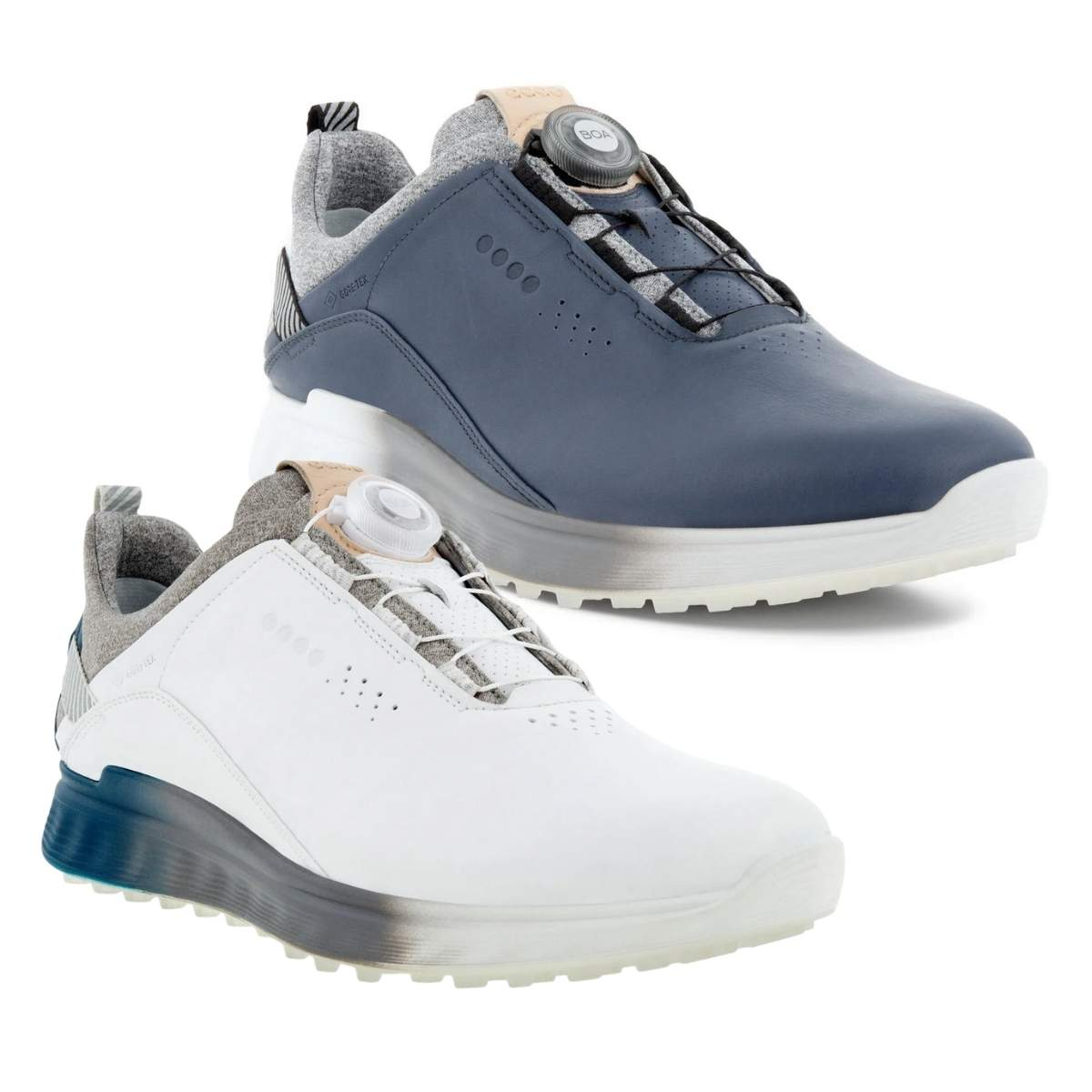 ECCO Men's S-Three BOA Golf Shoe