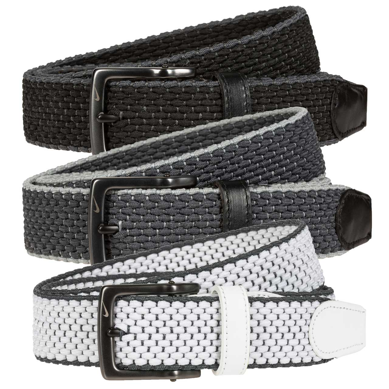 Nike Stretch Woven Golf Belt