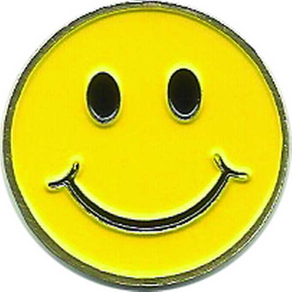 Evergolf Smiley Face Ball Marker