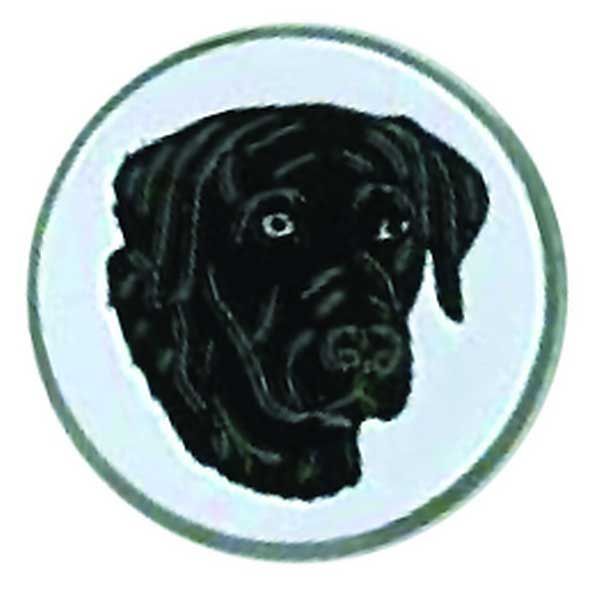 Evergolf Black Lab Ball Marker