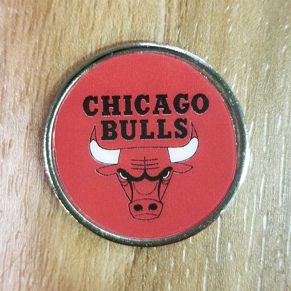 NBA Team Ball Markers
