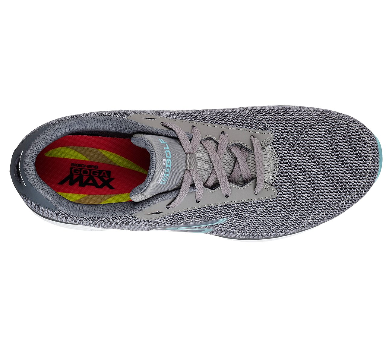 Skechers Go Golf Eagle Range Golf Shoe - Grey/Blue