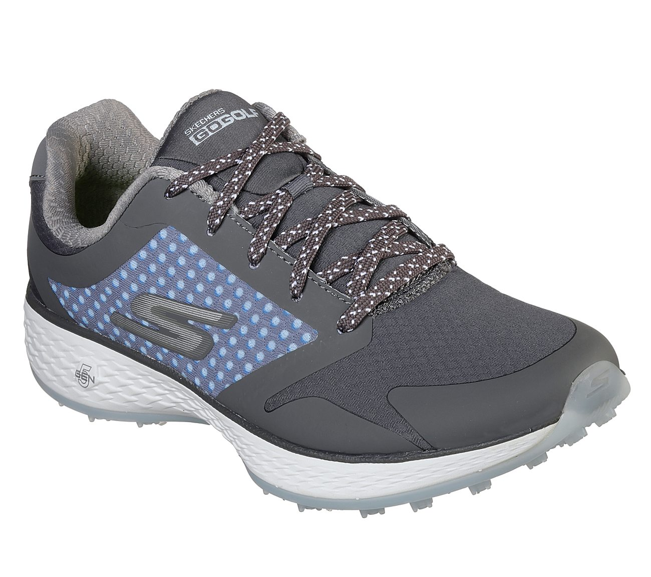 Skechers Women's Go Golf Eagle Golf Shoe - Lead