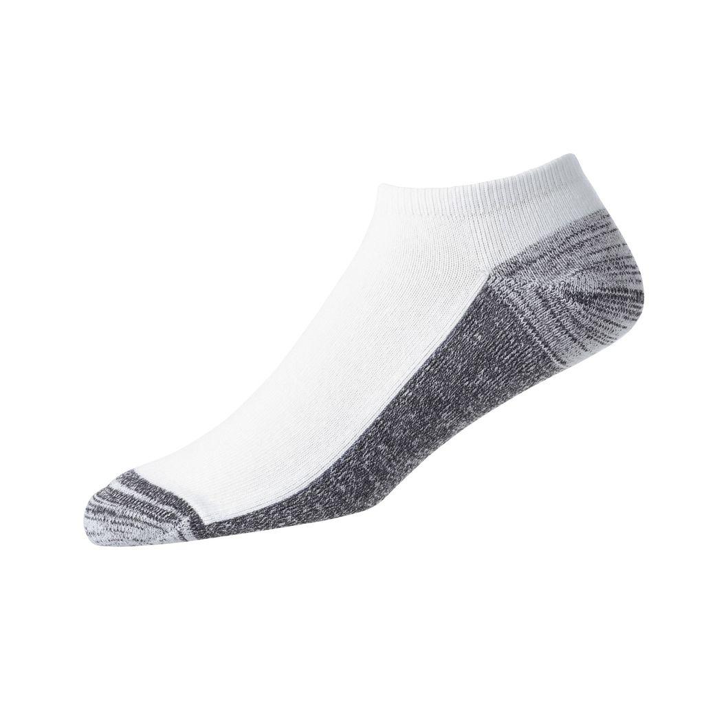 FootJoy ProDry Low Cut XL White Sock