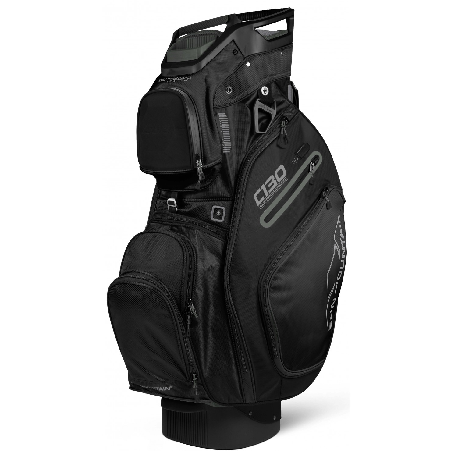 Sun Mountain 2019 C-130 Supercharged Cart Bag