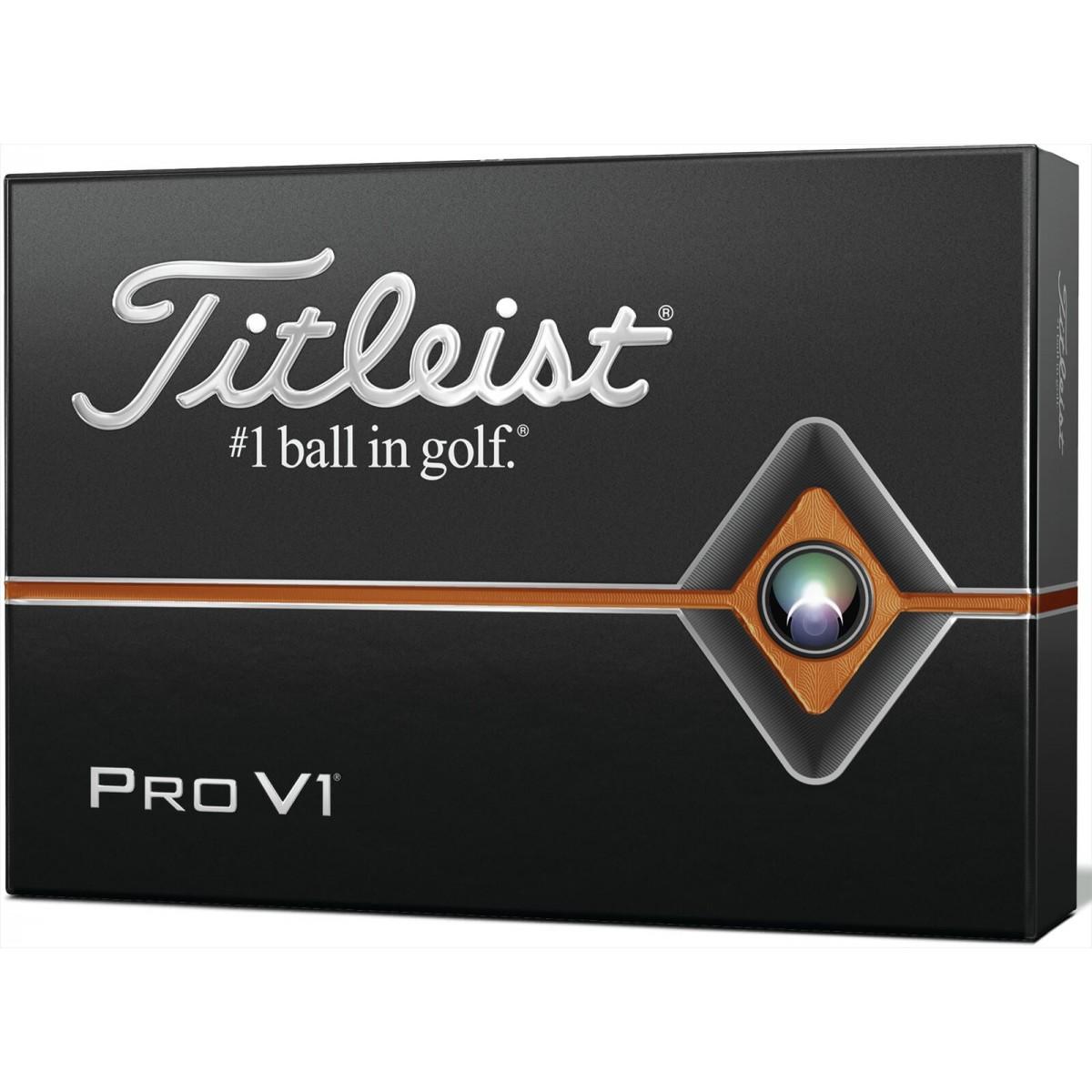 Titleist NEW Pro V1 Special Play Golf Balls (00-25)