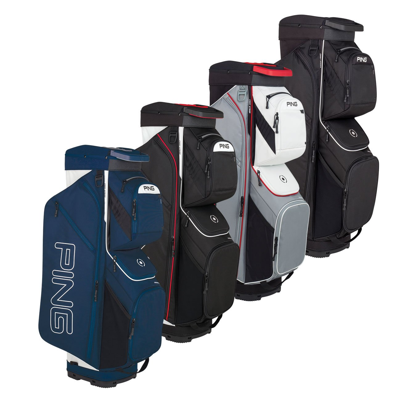Ping 2019 Traverse Cart Bag