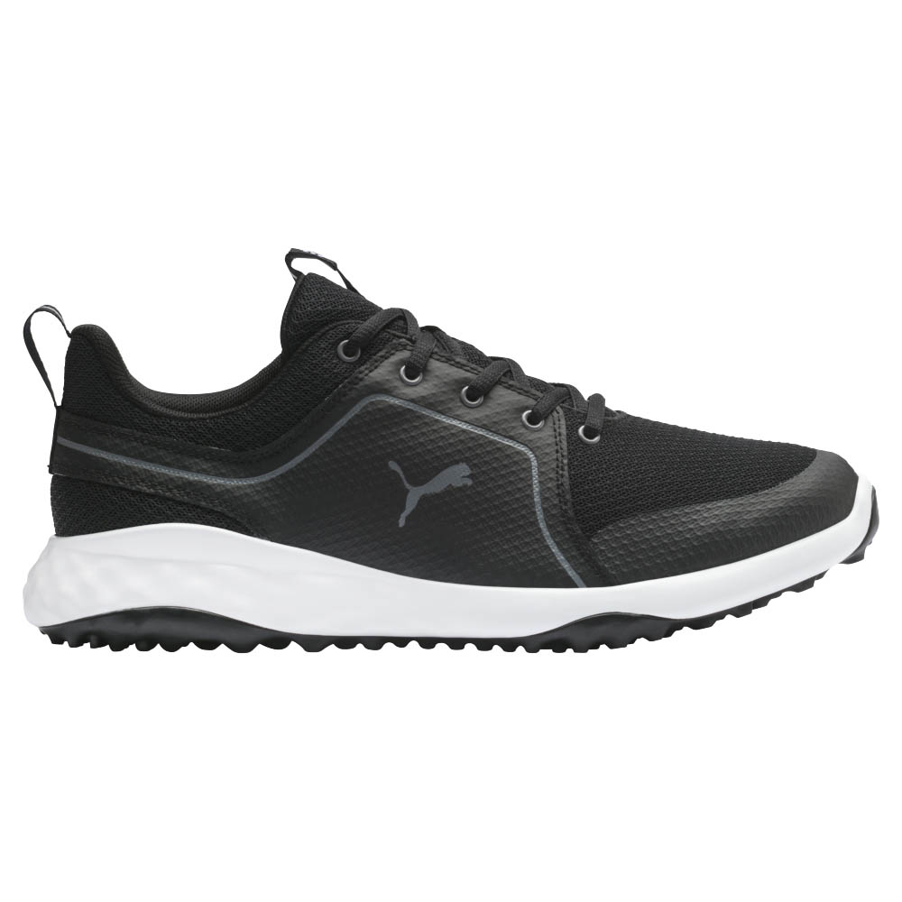 Puma Men's Grip Fusion Black/Shade Golf Shoes
