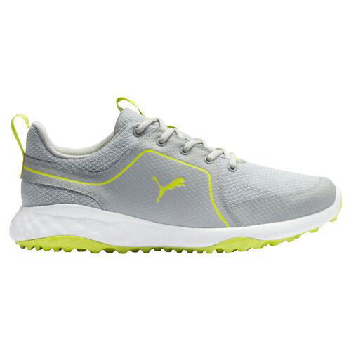 Puma Men's Grip Fusion High Rise/Lime Golf Shoes