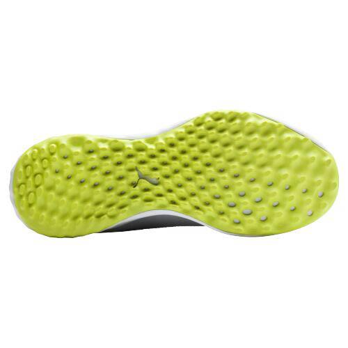 Puma Men's Grip Fusion High Rise/Lime Golf Shoes