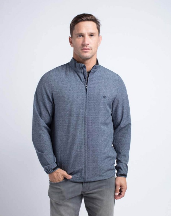 Travis Mathew Wolf Pack Full Zip Jacket