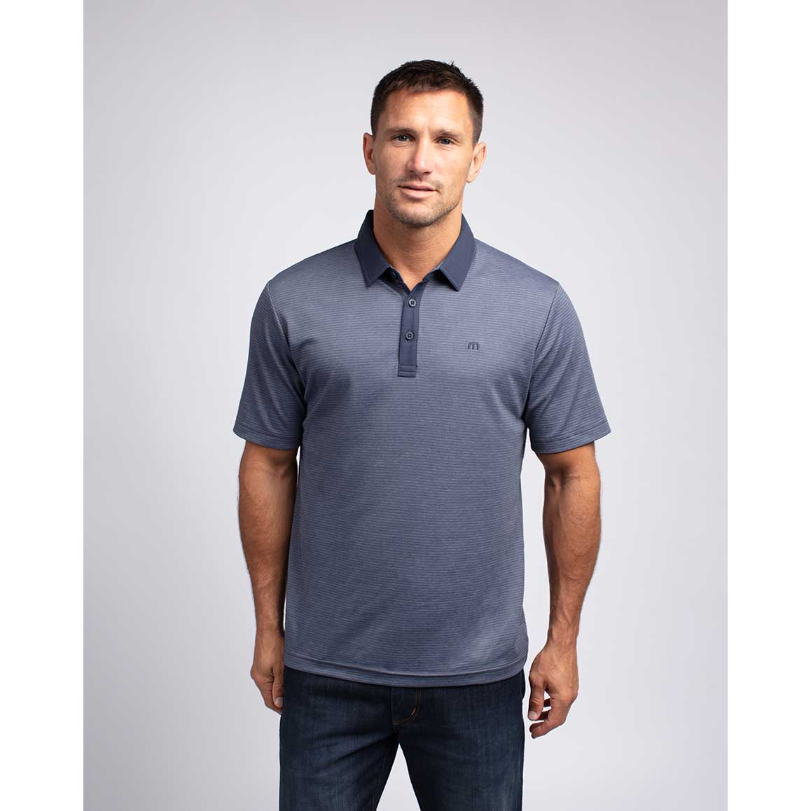 Travis Mathew Faris Polo