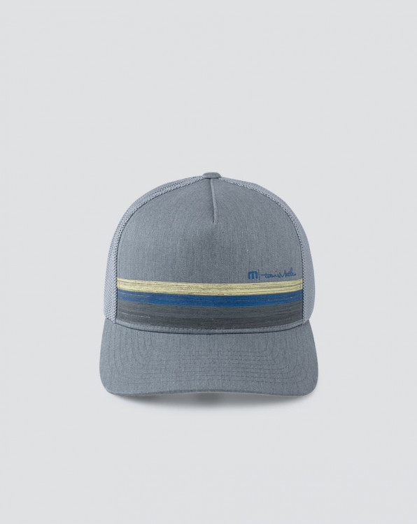 Travis Mathew Dolla Heather Grey Cap