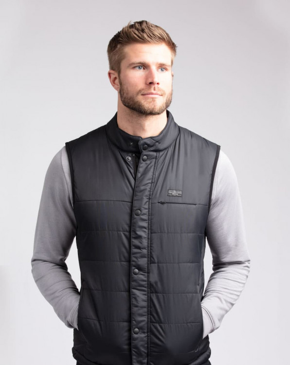 Travis Mathew Rain Delay Full Zip Vest