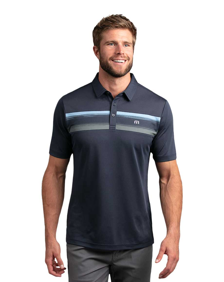 Travis Mathew Par Tee Polo