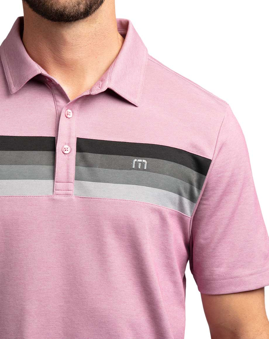 Travis Mathew Never Better Polo