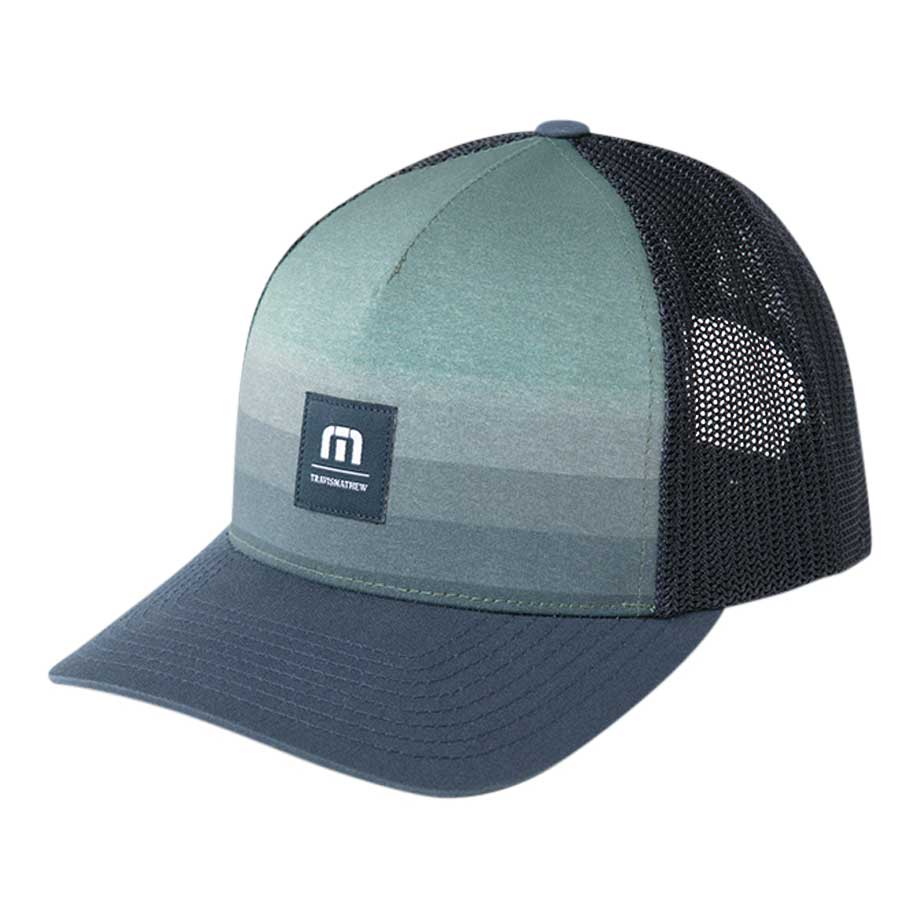 Travis Mathew Blue Lagoon Adjustable Cap