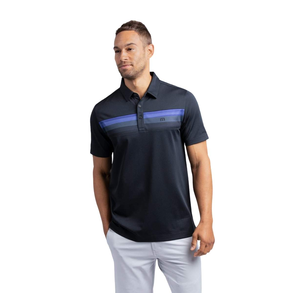 Travis Mathew Climbing Wall Polo