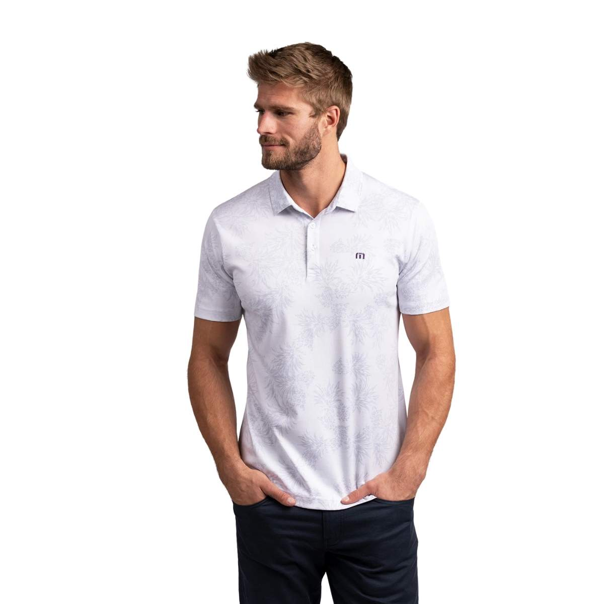Travis Mathew That's The Spirit Polo