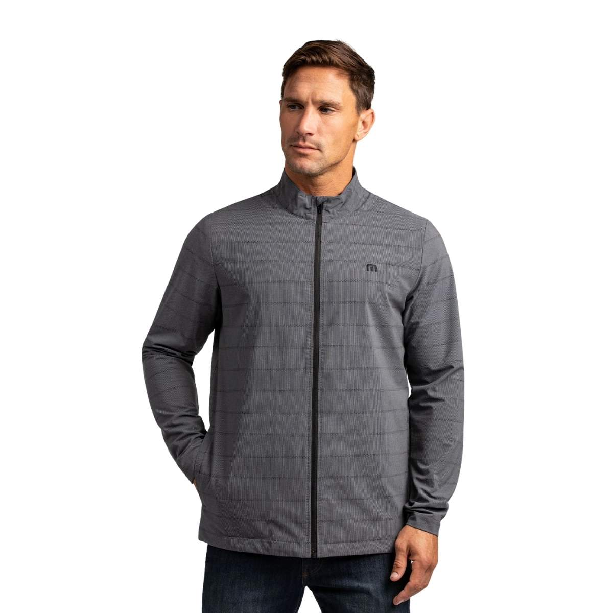 Travis Mathew Leo Carillo Full Zip Jacket