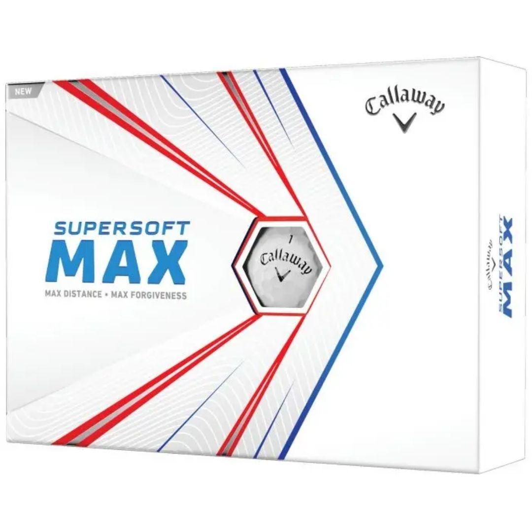 Callaway 2021 Supersoft Max Golf Balls