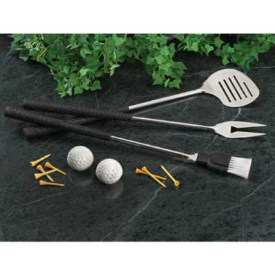 Clubhouse Collection 5-Piece Golf BBQ Set