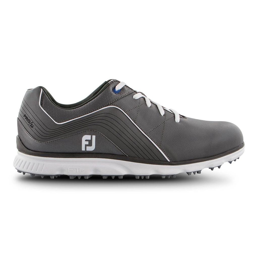 FootJoy Men's Pro/SL Grey Golf Shoes