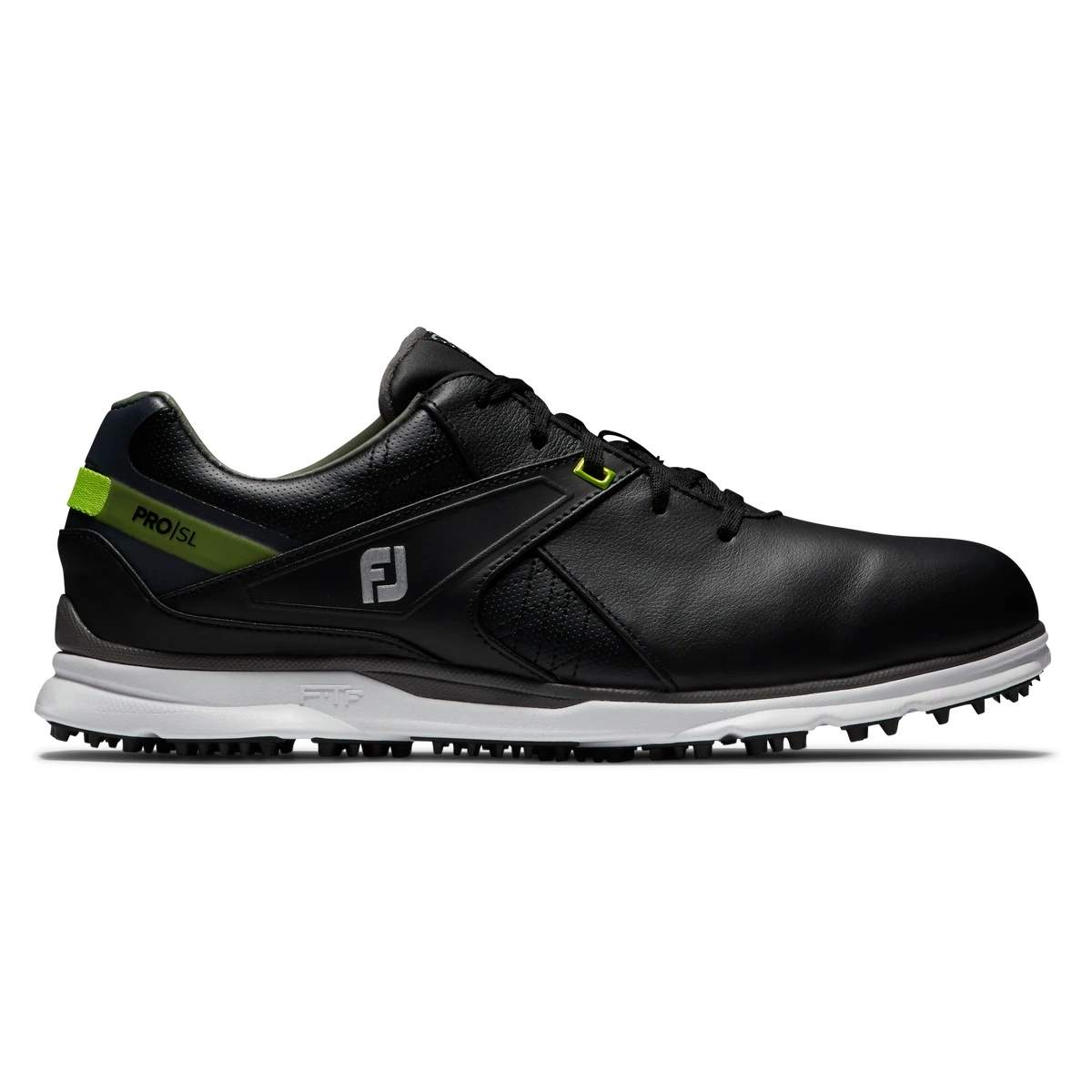 FootJoy Men's Pro|SL Black Golf Shoe - Style 53813