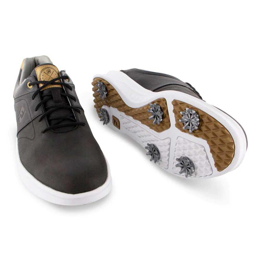 FootJoy Men's 2020 Contour Series Black Golf Shoe