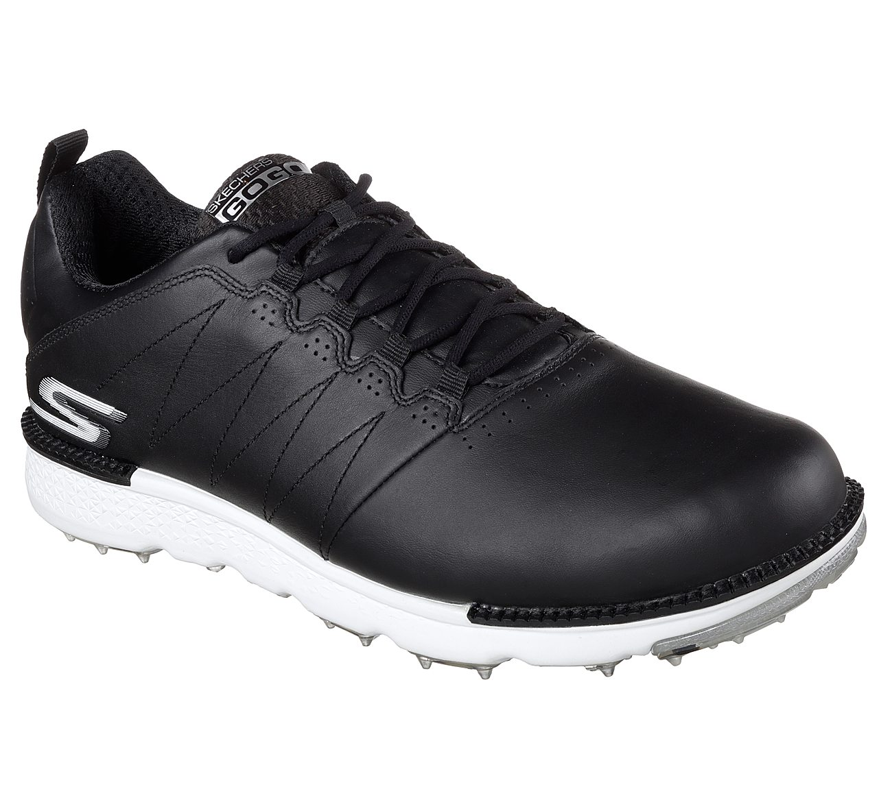 Skechers Go Golf Elite V3 Golf Shoe - Black