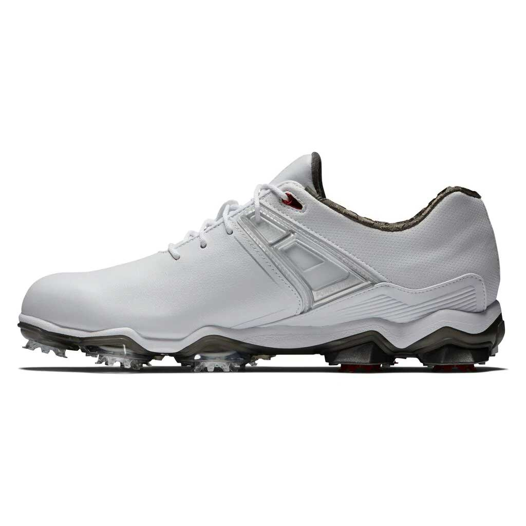 FootJoy Men's Tour X White Golf Shoe