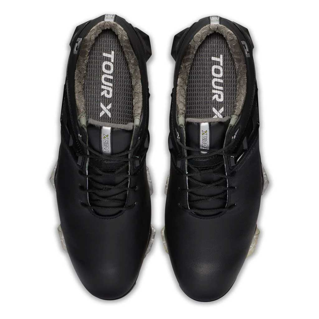 FootJoy Men's Tour X Black Golf Shoe