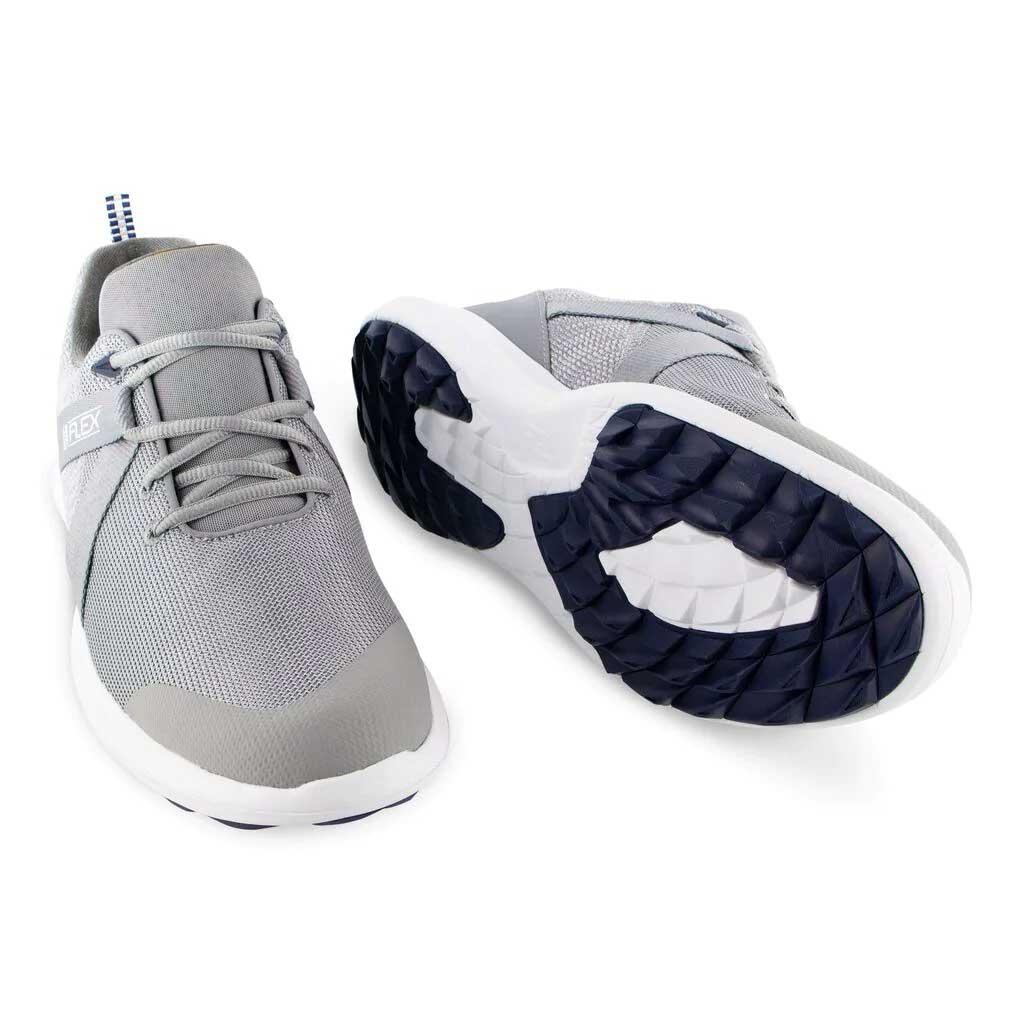 FootJoy Men's FJ Flex Grey Golf Shoe