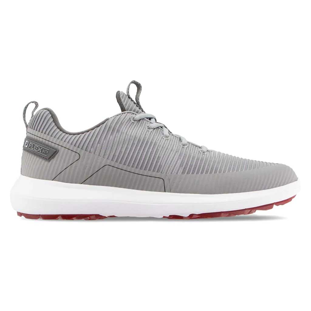 FootJoy Men's Flex XP Grey Golf Shoe