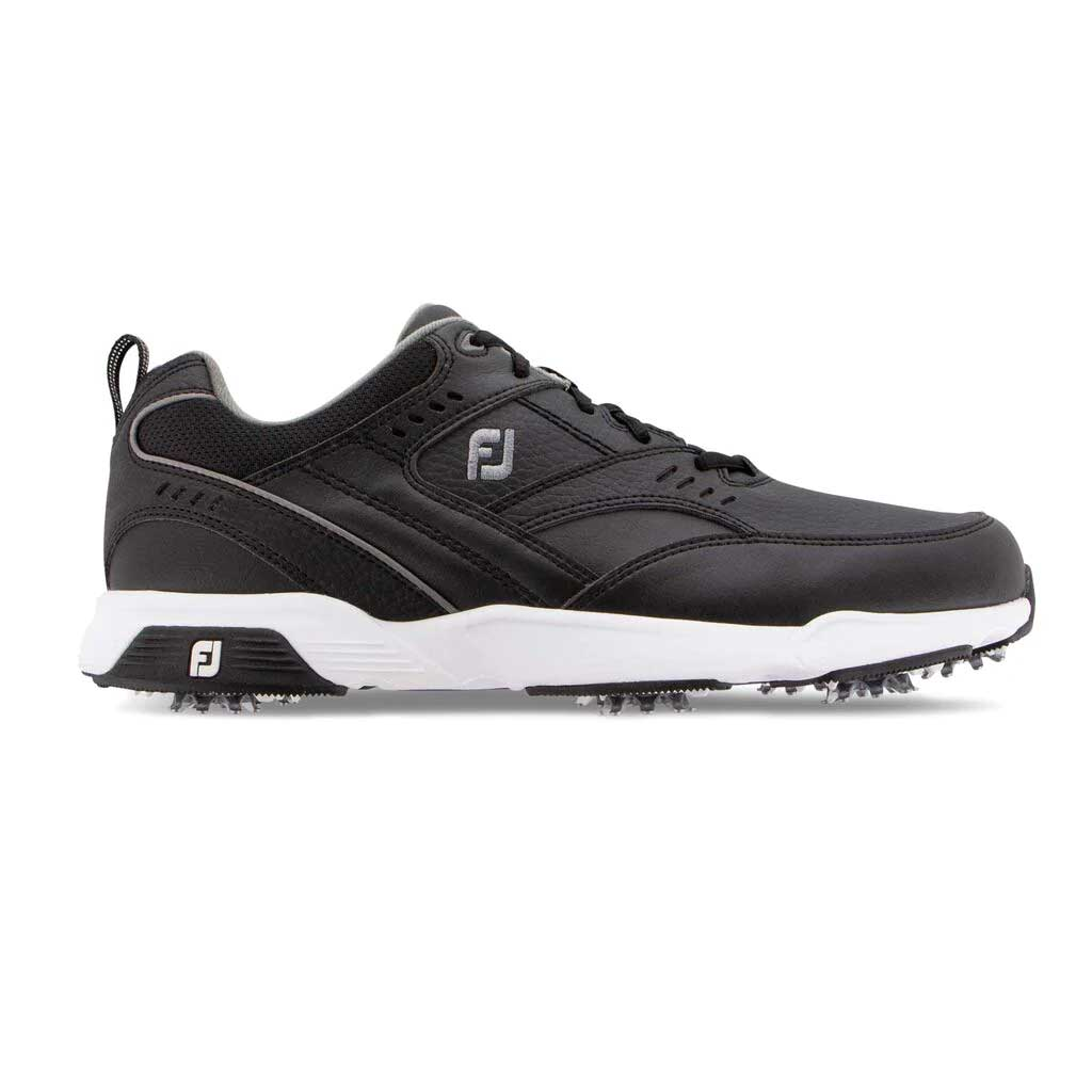 FootJoy Men's 2020 Black Golf Sneaker