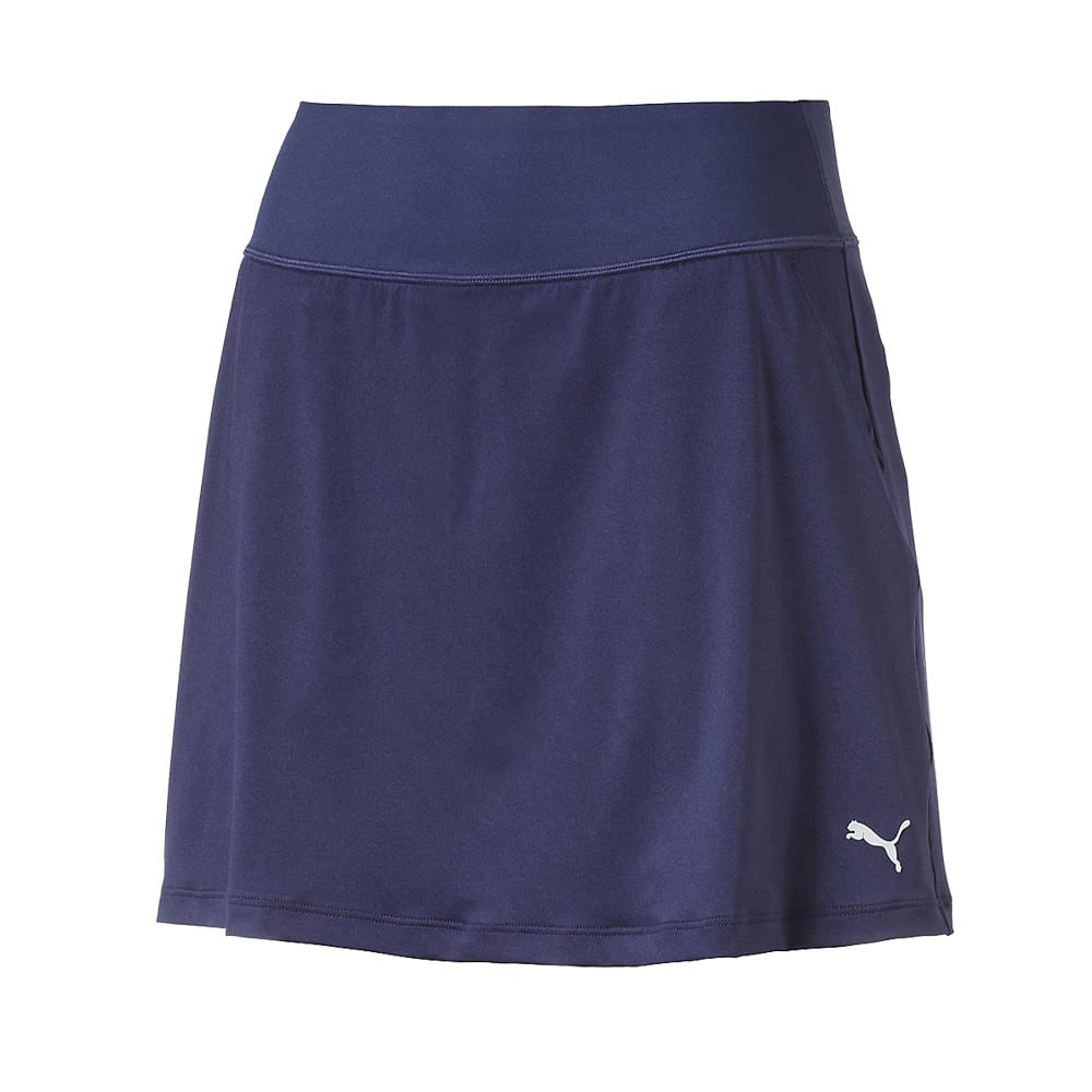 Puma Women's PWRShape Solid Knit Golf Skort