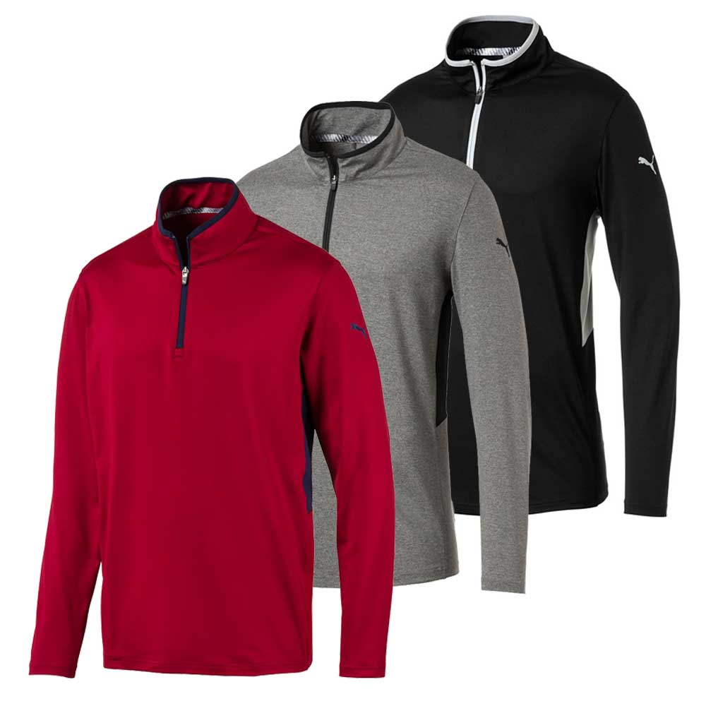 Puma Men's Rotation 1/4 Zip Pullover
