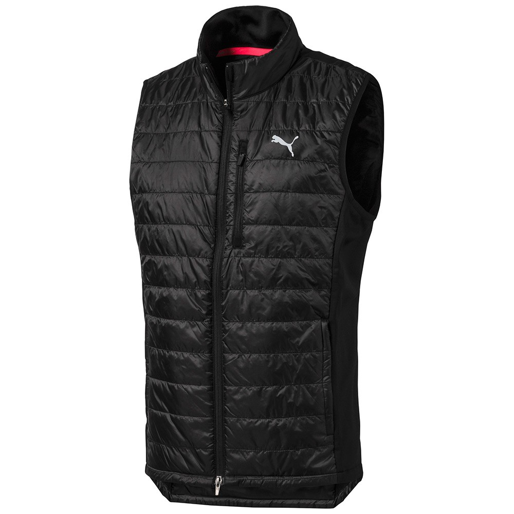 Puma Men's Quilted Primaloft Golf Vest