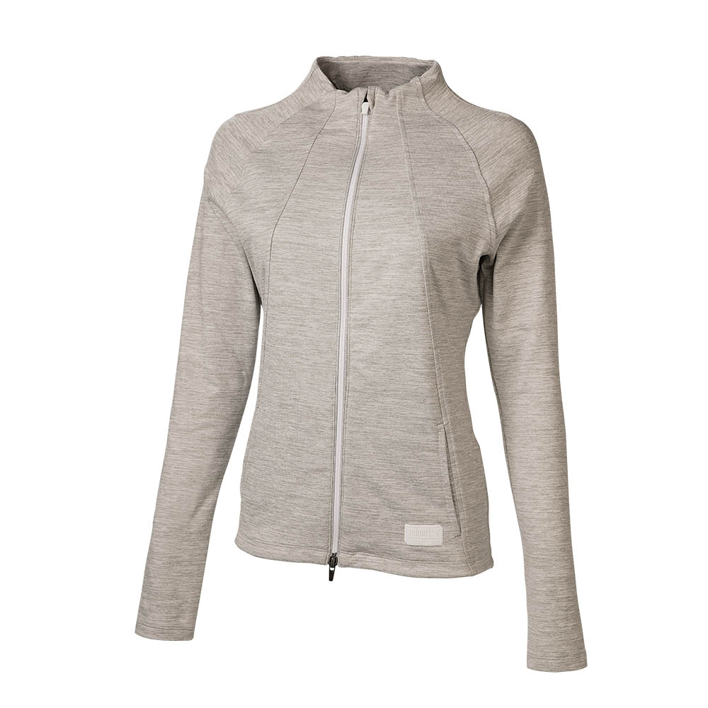 Puma Women's Full Zip Warm Up Jacket