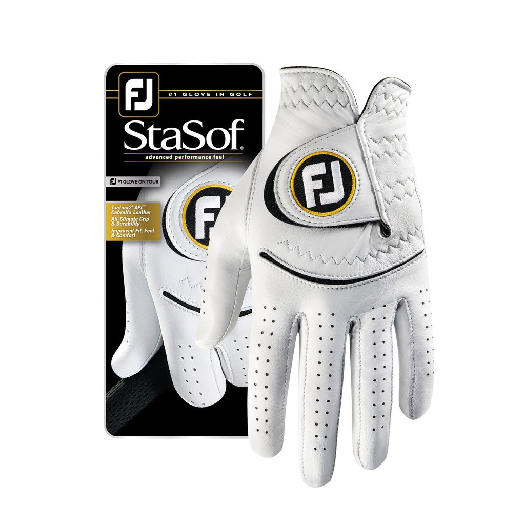FootJoy Men's StaSof Golf Glove - Left Hand Cadet