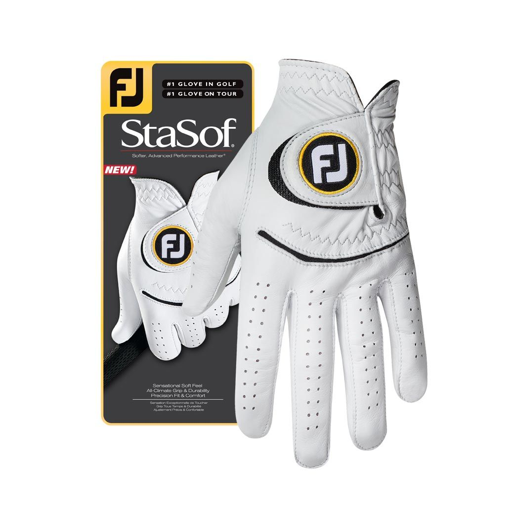 FootJoy Men's StaSof Golf Glove - Left Hand Regular
