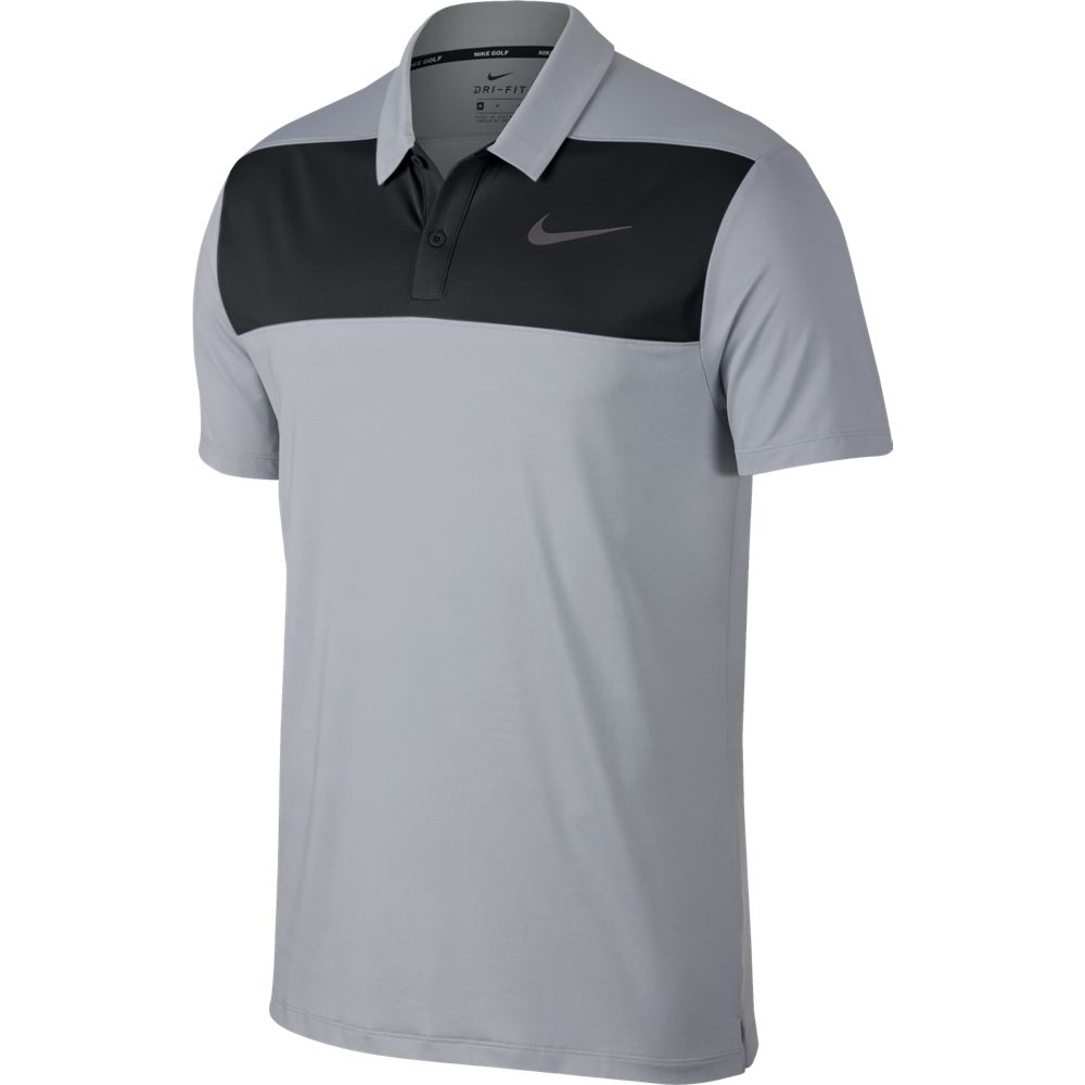 Nike Men's Dry Color Block Golf Polo