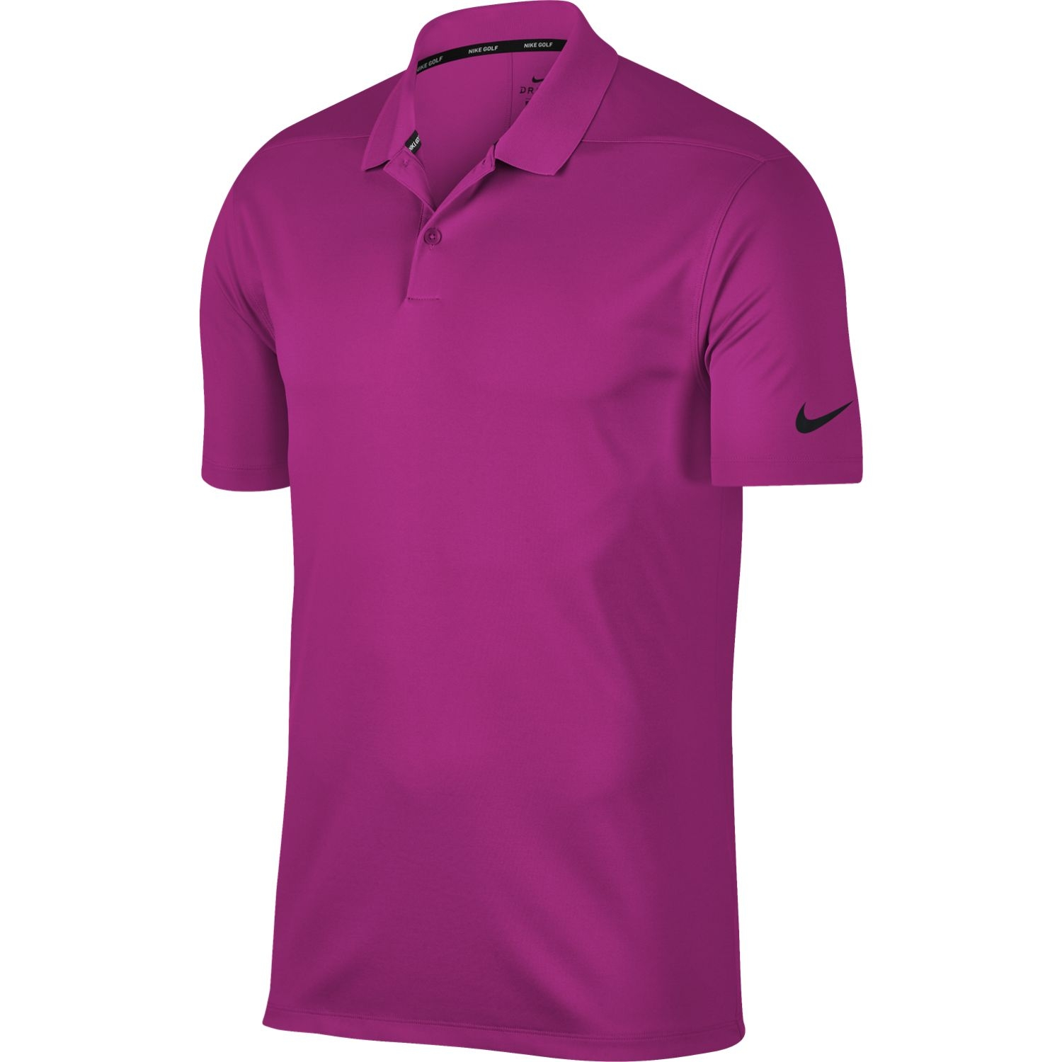 Nike Mens 2018 Dry Victory Solid Golf Polo