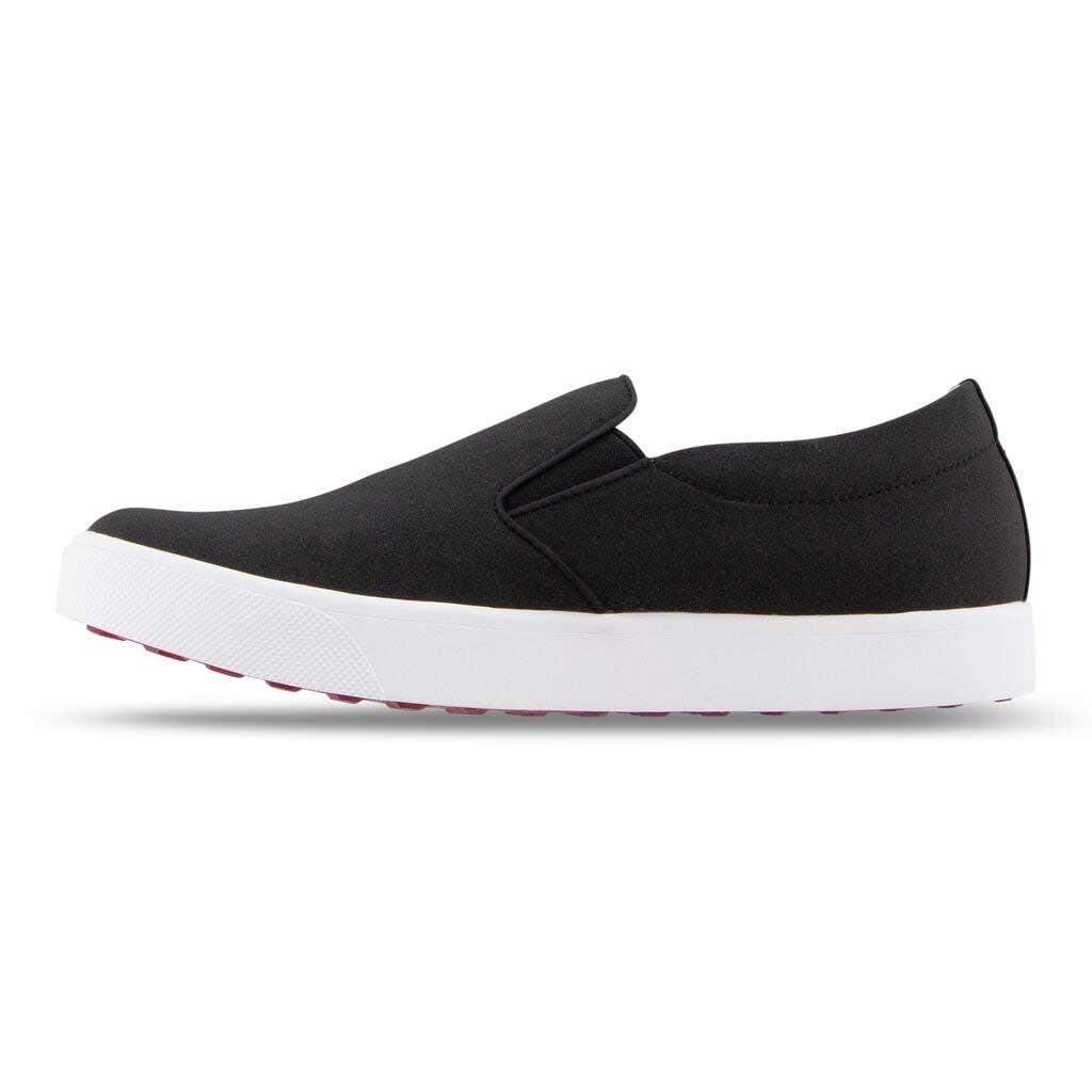 FootJoy Women's FJ Sport Retro Black Golf Shoe